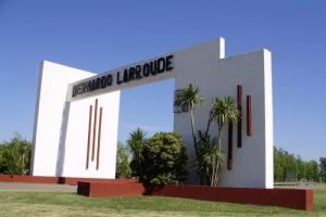 Bernardo Larroude, Provincia de La Pampa
