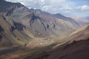 Las Cuevas, Provincia de Mendoza