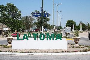 La Toma, Provincia de San Luis