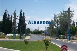 Albardon, Provincia de San Juan
