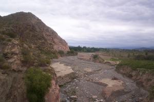 Pedernal, Provincia de San Juan