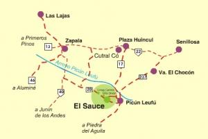 El Sauce, Provincia de Neuquén