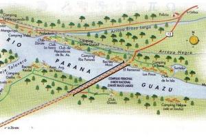Brazo Largo, Provincia de Entre Ríos