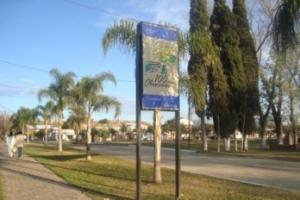 Oliveros, Provincia de Santa Fe