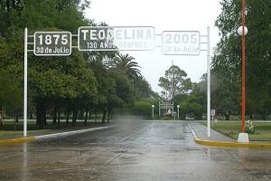 Teodelina, Provincia de Santa Fe