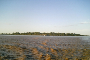 Isla Martin Garcia. Reserva Natural e Historica, Provincia de Buenos Aires