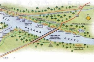 Islas del rio Parana Guazu, Provincia de Entre Ríos