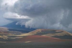 Reserva Provincial La Payunia, Provincia de Mendoza