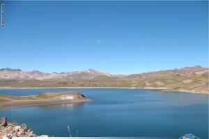 Chile. VII Región. Maule. San Clemente. Paso Nevado, Provincia de Paises Limitrofes
