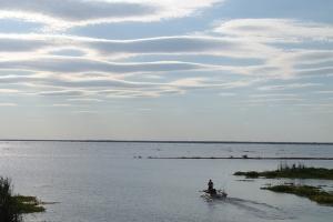 Laguna Yema, Provincia de Formosa