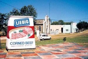 Pueblo Liebig, Provincia de Entre Ríos