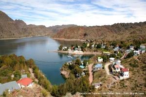 Los Reyunos, Provincia de Mendoza