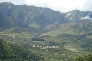 Los Toldos, Provincia de Salta
