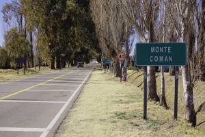 Monte Coman, Provincia de Mendoza