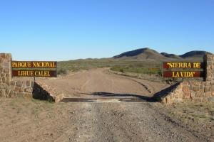 Parque Nacional Lihue Calel, Provincia de La Pampa