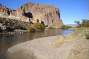 Paso del Sapo, Provincia de Chubut