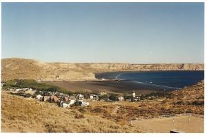 Puerto Piramides, Provincia de Chubut