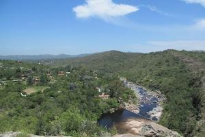 Cuesta Blanca, Provincia de Córdoba