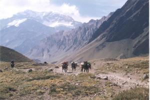 Uspallata, Provincia de Mendoza