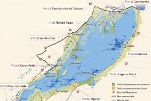 Reserva Natural Ibera, Provincia de Corrientes