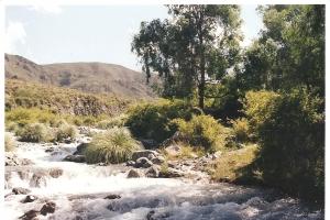 Potrerillos, Provincia de Mendoza