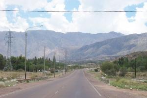 Blanco Encalada, Provincia de Mendoza