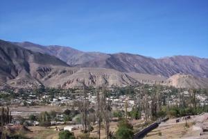 Tilcara, Provincia de Jujuy