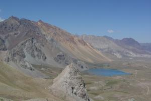 Los Molles, Provincia de Mendoza