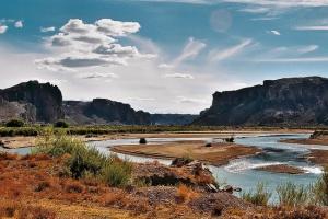 Paso de Indios, Provincia de Chubut