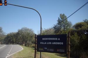 Los Aromos, Provincia de Córdoba
