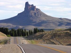 Cerro Ventana Gobernador Gregores