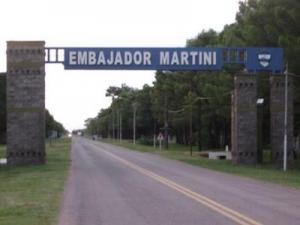 Embajador Martini