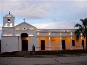 Iglesia Fundacional de Lules
