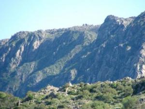 Montaña Santa Lucía