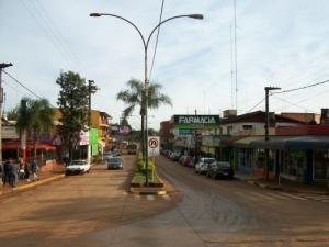 Puerto Iguazú centro