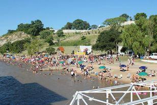 playa de Hernandarias