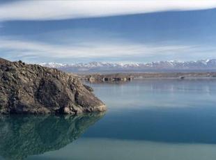 Lago Dique Cuesta del Viento