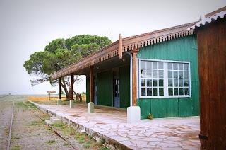 Ex Estación de Jaramillo. Museo en homenaje a Facón Grande