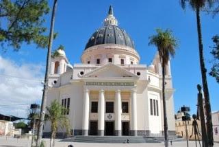 Basílica de Itatí. Foto de Omar Gobbi
