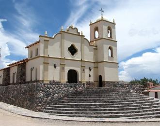 Iglesia de Angastaco