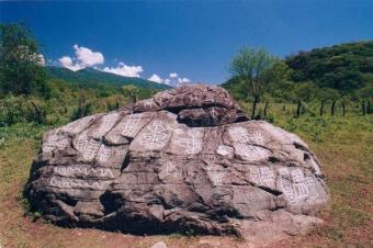Piedra Pintada San Pedro de Colalao