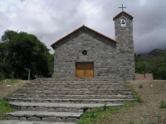 Capilla de El Pichao