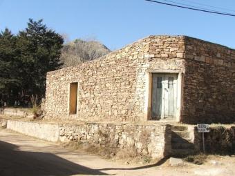 Casa tradicional de La Carolina