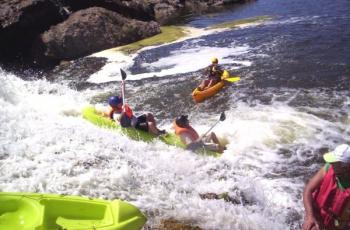 Kayak en Semana Santa