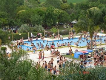 Parque Sarmiento Pileta