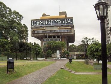 Biblioteca Nacional de la ciudad de Buenos Aires