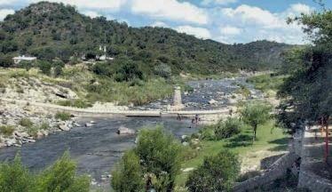 Cruz de Caña. Río