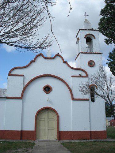 Iglesia. El Rabón
