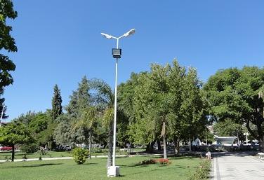 Plaza de Villa Dores