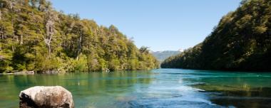 Parque Nacional Los Alerces. Foto de Secretaria de Turismo de Esquel